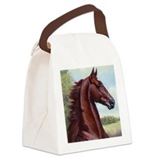 The Prince by Jeanne Newton Schob Canvas Lunch Bag