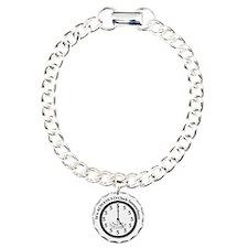 Always5oClodkArt Charm Bracelet, One Charm