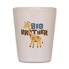 Big Bro Giraffe Shot Glass