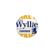 Adrian Wyllie Mini Button