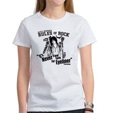 Scott Griffins Rules of Rock #23 Tee