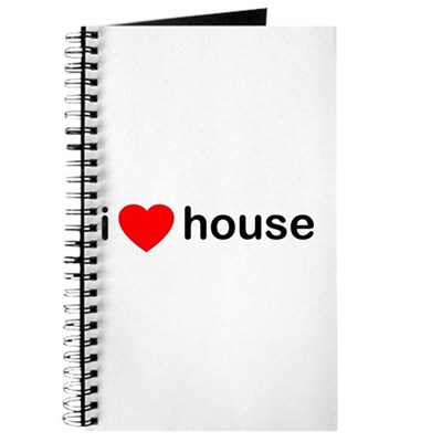 I Heart House Journal