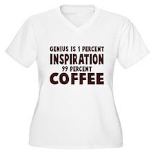 Genius 99% Coffee T-Shirt