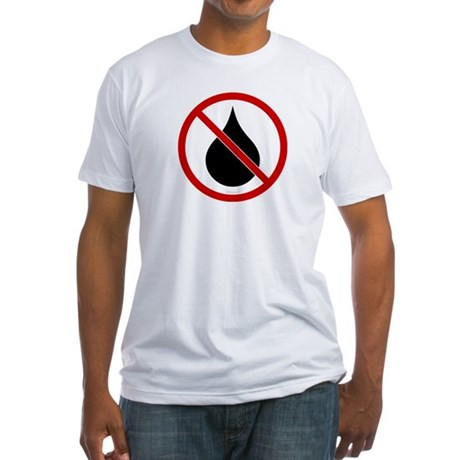 No Oil Fitted T-Shirt