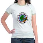 Women's Gator Navy Ringer T-Shirt