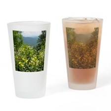 Blue Ridge Parkway Cutting Board Drinking Glass