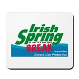 Irish Sprink Break Mousepad