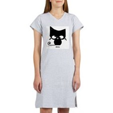 Derp Cat from xangetsu studio Women's Nightshirt