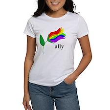 ally flower Tee