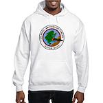 Hooded Gator Navy Sweatshirt