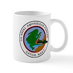 Gator Navy Coffee Cup