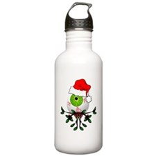 Christmas Eyeball Water Bottle