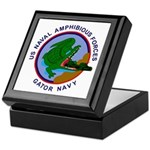 Memento Tile Box For Insignia, Awards, and Ribbons
