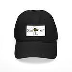 Gator Navy Black Cap
