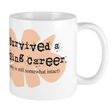Retired Nurse FUNNY Mug