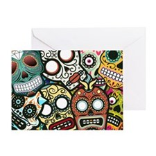 Pillowcase82 Greeting Card