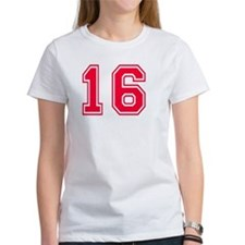 16 year aged to perfection designs Tee