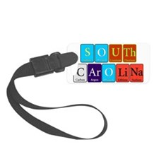 South Carolina Luggage Tag