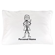 Personalized Super Girl Pillow Case