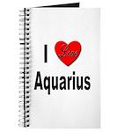 I Love Aquarius Journal