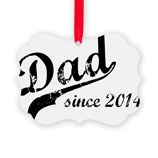 dad2014 Ornament