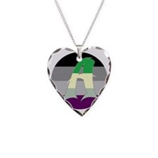 Aromantic Asexual #2 Necklace