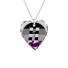 Heteroromantic Asexual Necklace