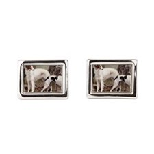 Borzoi And Sighthounds Cufflinks