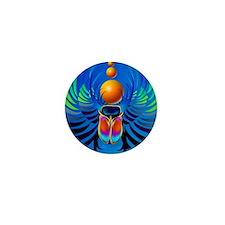 Scarab-The Divine Mini Button