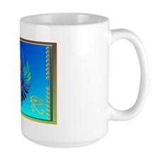 Yard Sign-Scarab-The Divine Coffee Mug