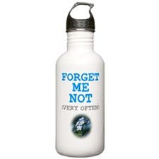 FOEGET ME NOT (VERY OF Water Bottle