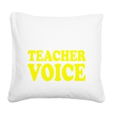 ssx4gvevev4 Square Canvas Pillow