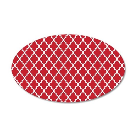 CP 5X7 Area Rug7 35x21 Oval Wall Decal