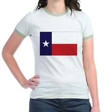 Texas Flag Ringer T-shirt