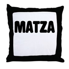 Cute Funny passover Throw Pillow