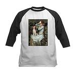 Ophelia & Beagle Kids Baseball Jersey