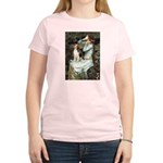 Ophelia & Beagle Women's Light T-Shirt