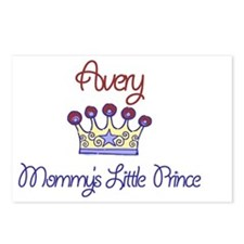 mommyprince_avery Postcards (Package of 8)