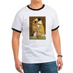The Kiss & Beagle Ringer T