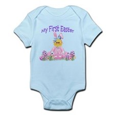 Girl First Easter! Infant Bodysuit