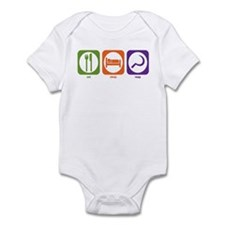 Eat Sleep Reap Infant Bodysuit