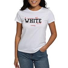 I Wear the White Hat Women's T-Shirt