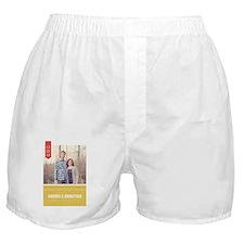 79-yellowred Boxer Shorts