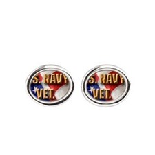 usa navy vet Cufflinks
