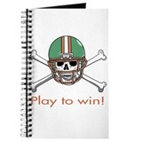 Skull Football Journal