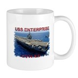 USS Enterprise  Tasse