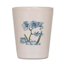 Orchid Shot Glass