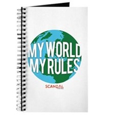 My World My Rules Journal