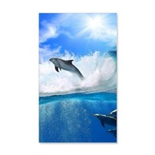 Dolphin Wall Sticker