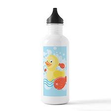 BeachTowel86 Water Bottle